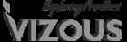 Vizous Black Logo